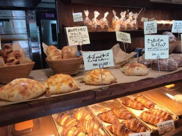 金麦のパンの種類