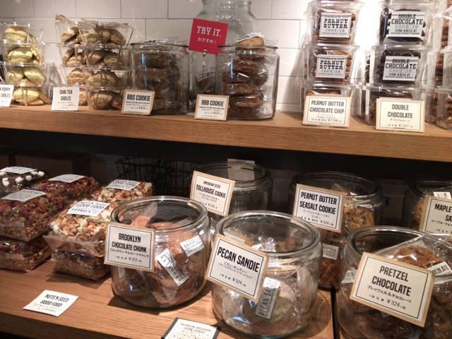 ハドソンマーケットベーカーズで人気のクッキー