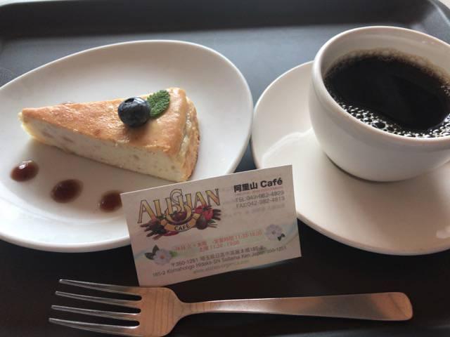 阿里山カフェチーズケーキ