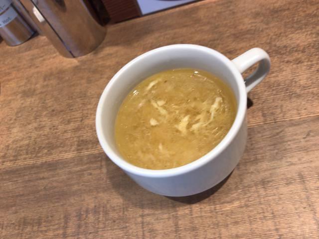 ひき肉少年のスープ