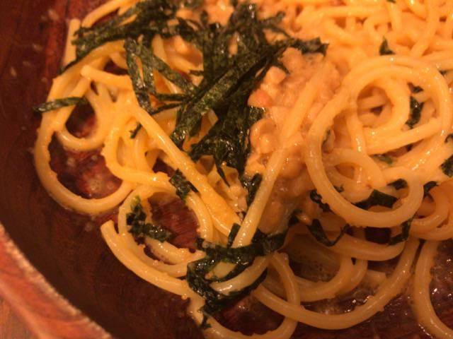 アンクルトムのスパゲッティ