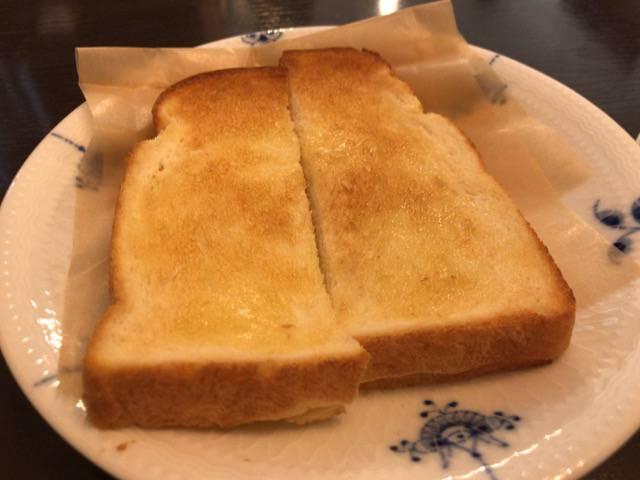 バタートーストセット