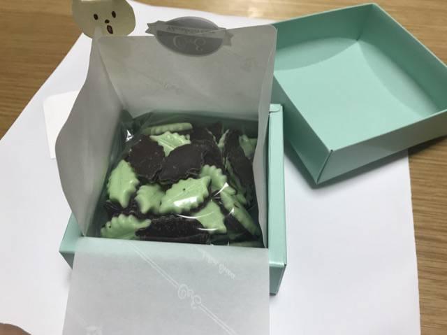 東京でオススメのミントチョコレート