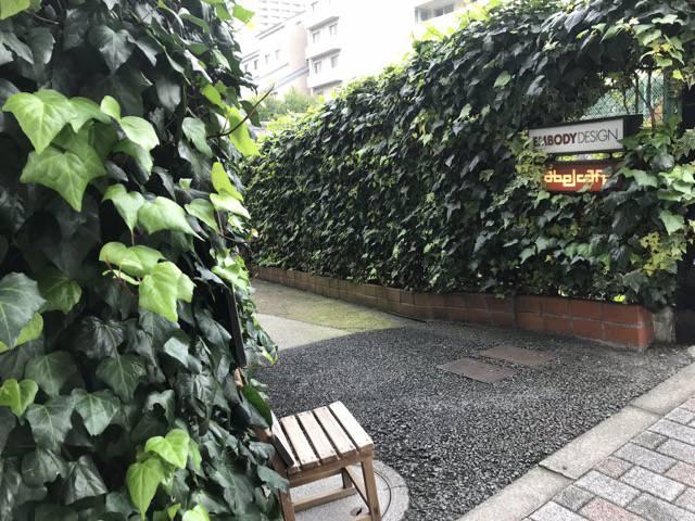 麻布十番の穴場カフェ