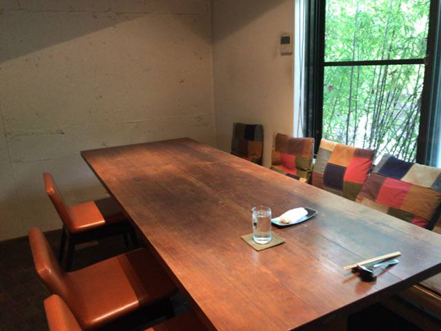 麻布十番のカフェ