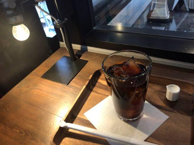 神乃珈琲の水出しアイスコーヒー
