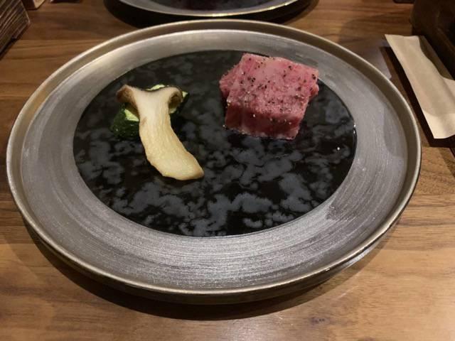 国産牛の焼き物