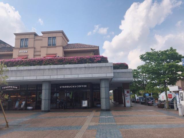 田園調布駅の風景