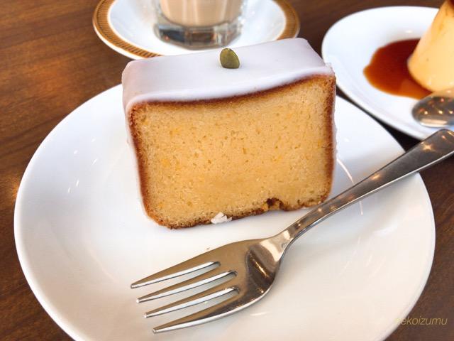 オクサワファクトリーの絶品レモンケーキ