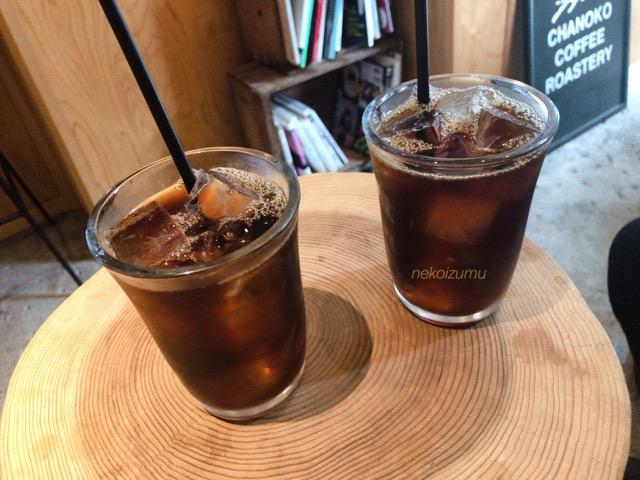 チャノココーヒーアイスコーヒー