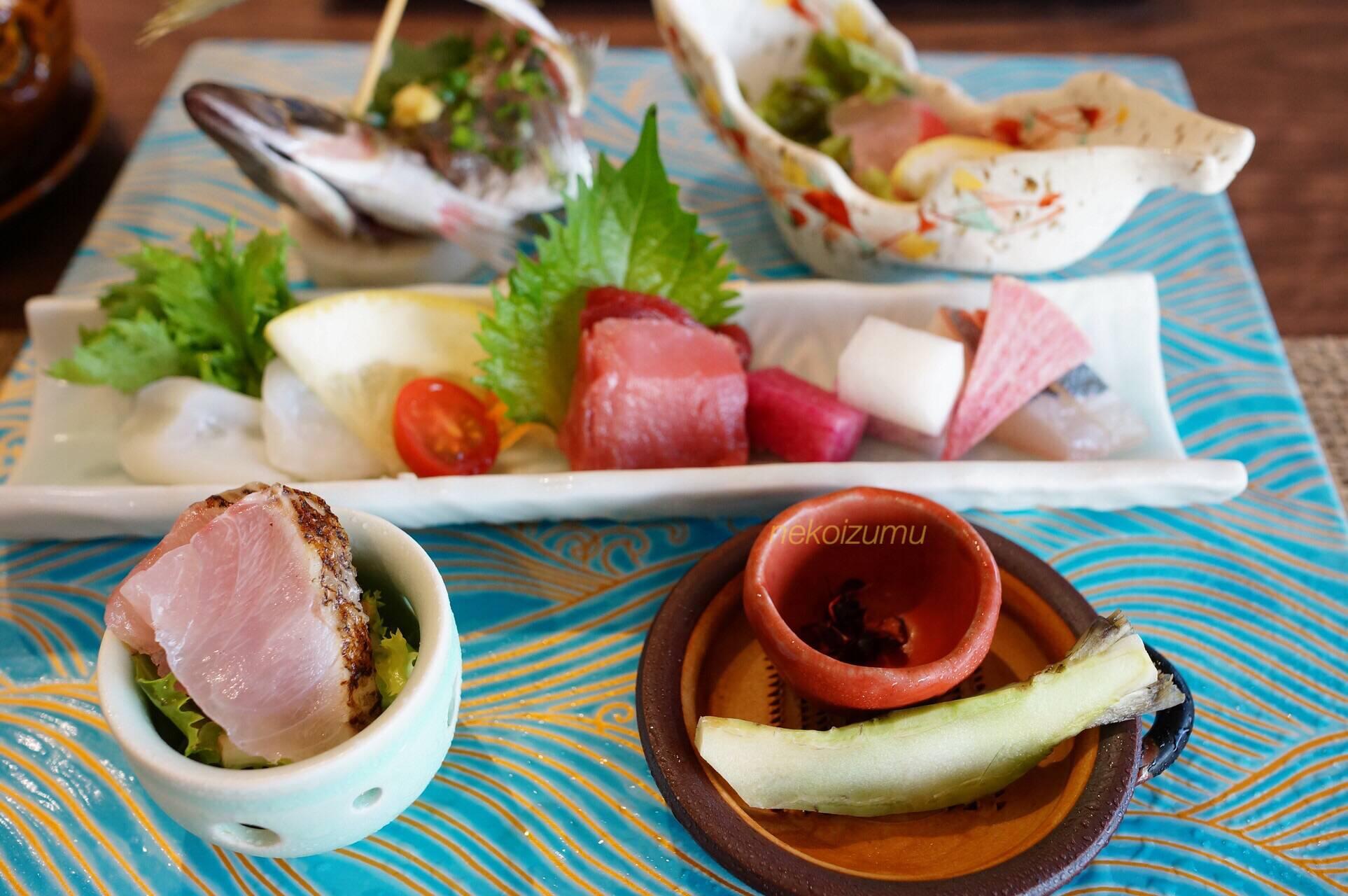 トスラブ館山夕食