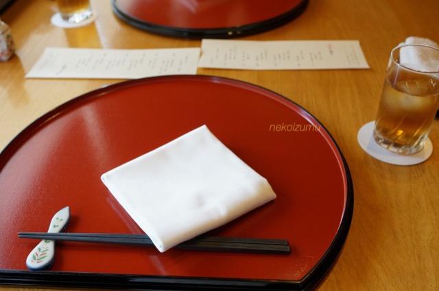 木都里亭テーブルセット