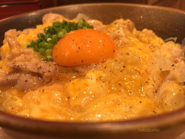 ○勝人気の塩親子丼