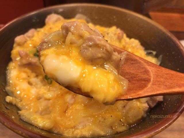○勝親子丼