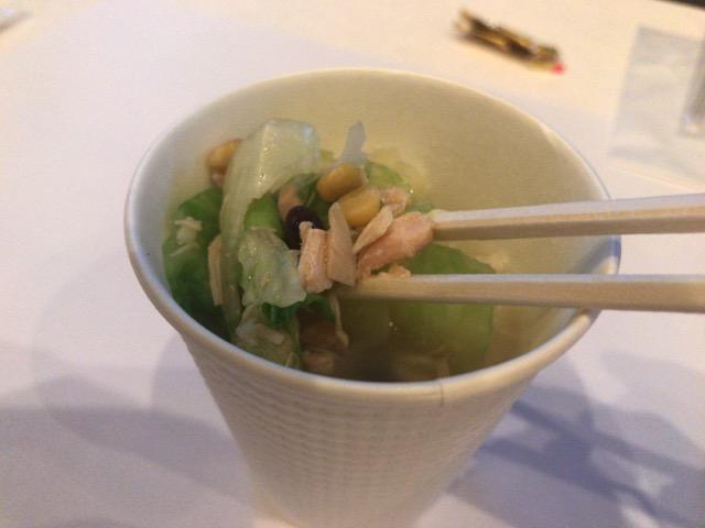 キューピースープ仕立てのサラダ用/キューピー