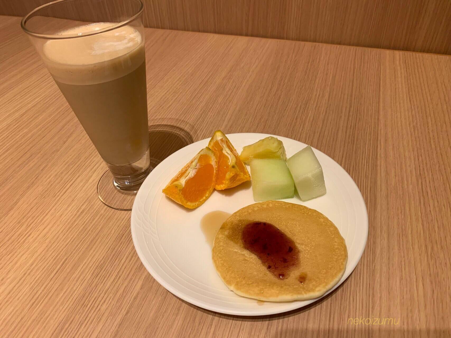 ハーヴェスト伊東の朝食
