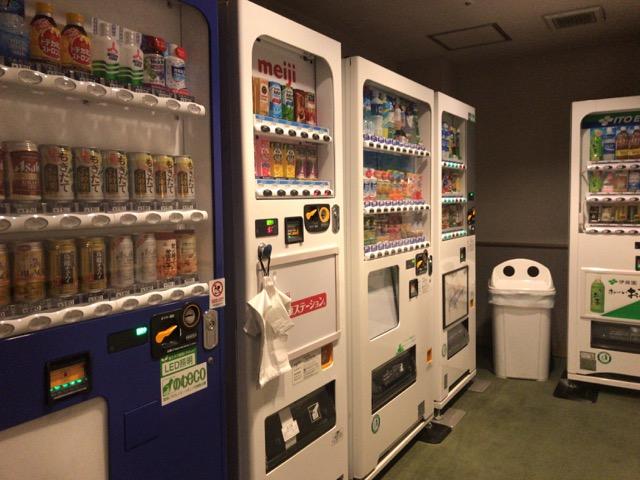 トスラブ箱根和奏林の自販機