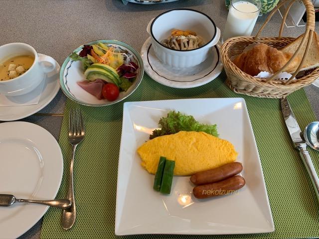 トスラブ箱根和奏林朝食