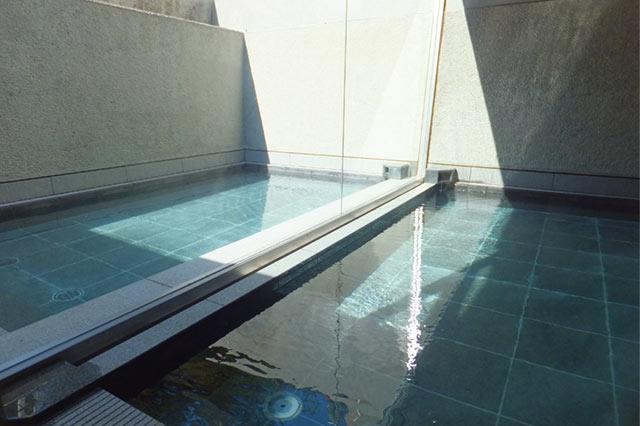 トスラブ箱根ビオーレ大浴場
