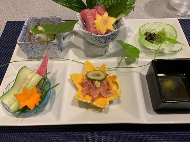 トスラブ箱根和奏林夕食