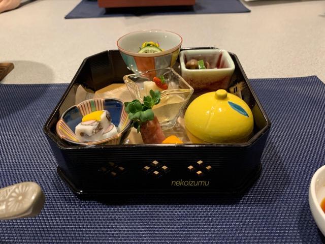 トスラブ箱根和奏林の夕食