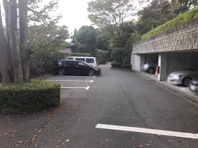 和奏林駐車場