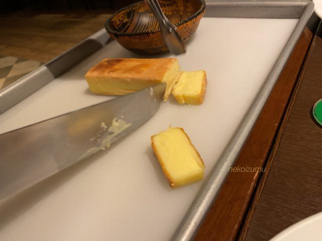バルバッコアの焼きチーズ