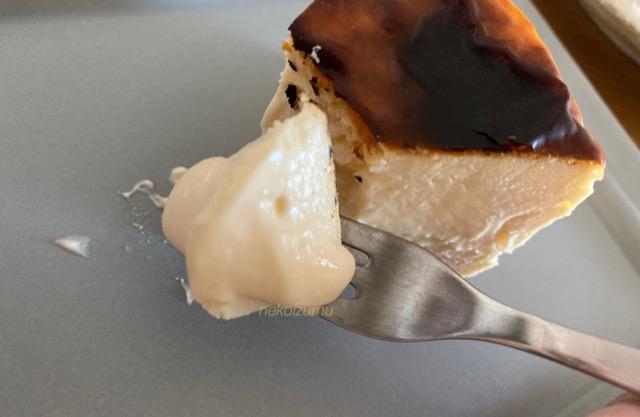 ベルツのチーズケーキ
