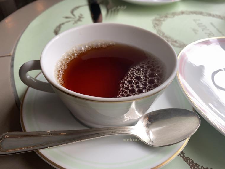 ラデュレの紅茶