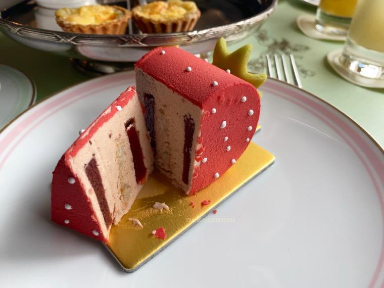 ラデュレのケーキ